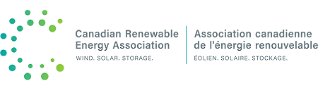 Canadian Renewable Energy Association (CanREA) logo