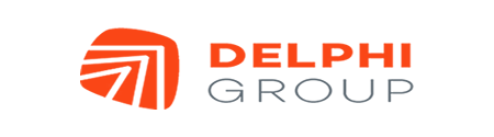 Logo of Delphi Group