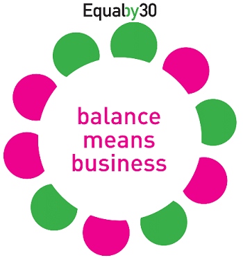 Equal by 30 Signatory Stories - Balance Means Business PDF, 2.5 MB