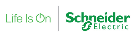 Schneider Electric Logo Life is on