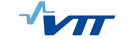 Logo of the Technical Research Centre of Finland Ltd (VTT)