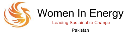 Women in Energy Pakistan Logo